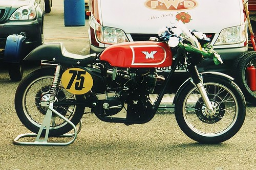 1961 500cc Matchless G50
