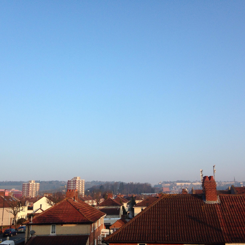 Bristol skies