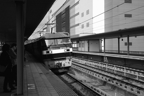 Himeji Station on APR 05, 2016 (1)