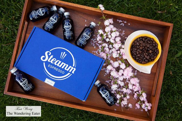 Steamm Espresso