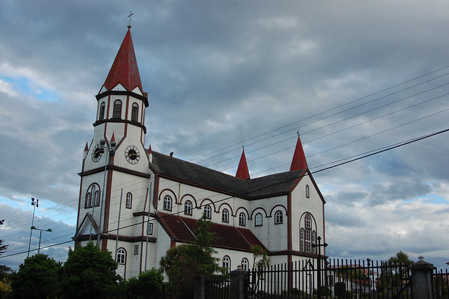Iglesia Sagrado Corazón, Puerto Varas, Chile