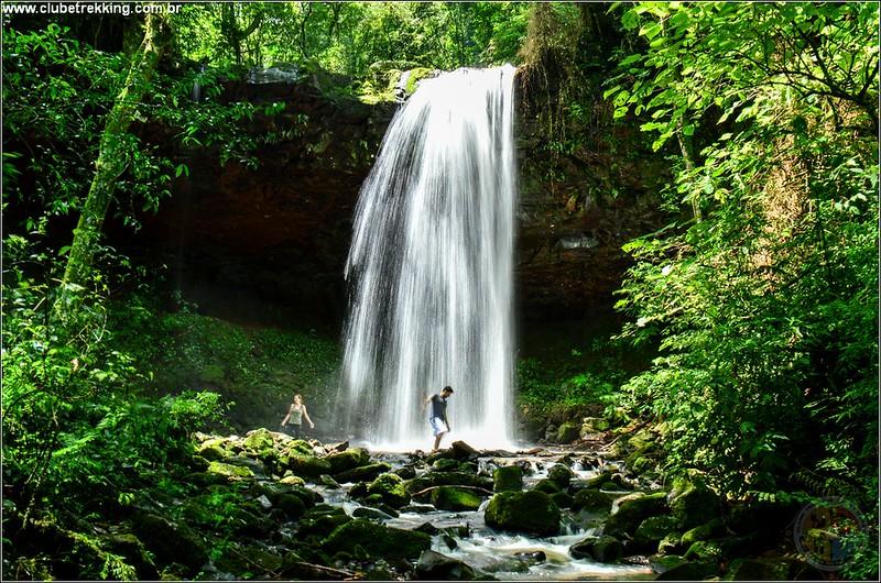 Trilha Santuário x Rincão do Meio x Cascata do Sapo - Itaara RS - Clube Trekking Santa Maria RS 03