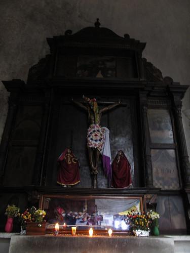 Santiago Atitlán: Iglesia Santiago Apostol