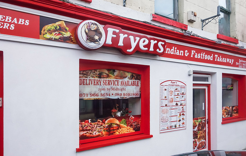 Fryers Indian Takeaway