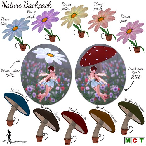 Nature Backpacks