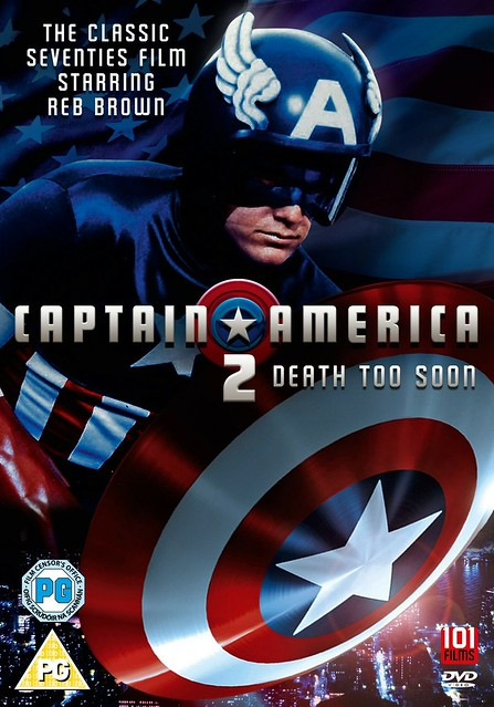 (1979) Captain America II - Death too Soon