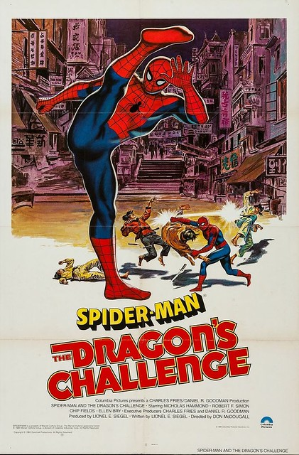 (1979) Spider-Man The Dragon's Challenge