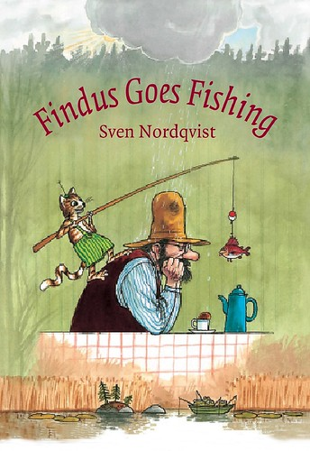 Sven Nordqvist, Findus goes Fishing