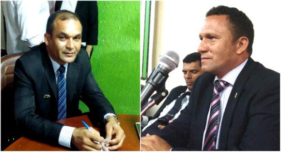 Vereador: Vice e prefeito de Monte Alegre