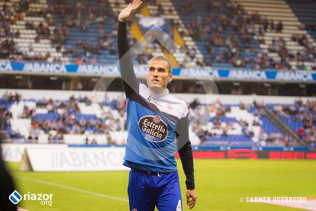Temporada 15/16. Jornada 21ª. R.C.Deportivo 1 - Valencia 1