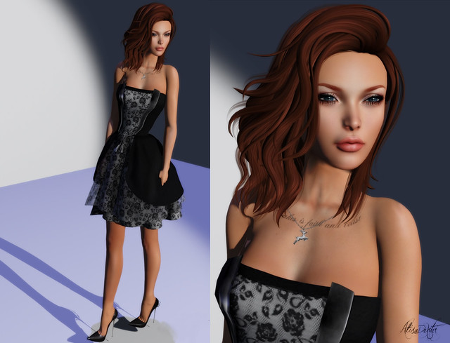 Dark Water Designs, BoW,Black or White, Hunt,Ali,AlisaDexter,SL