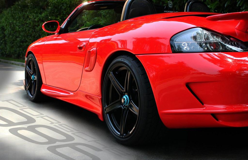 GTCollection.com - Porsche Boxster 986