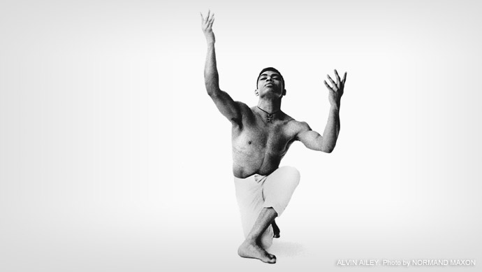 Alvin Ailey -photo-by-Normand-Maxon