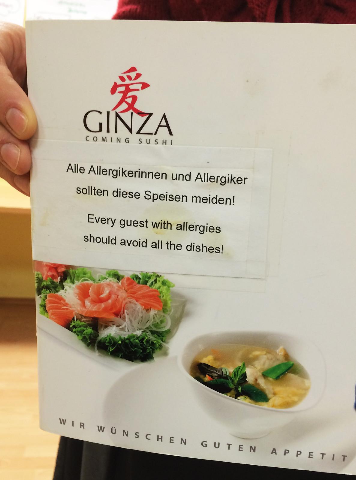 Alle Allergikerinnen und Allergiker sollten diese Speisen meiden!