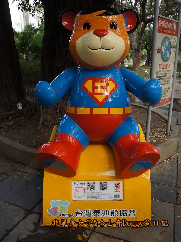 台中公園泰迪熊樂活熊嘉年華66