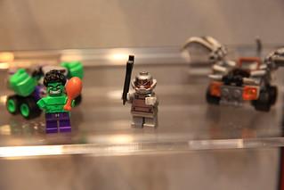 LEGO Marvel 76066 Hulk vs. Ultron 5