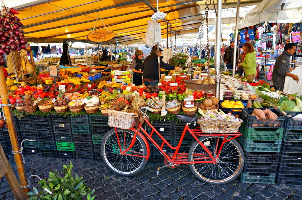 Campo Fiori Market