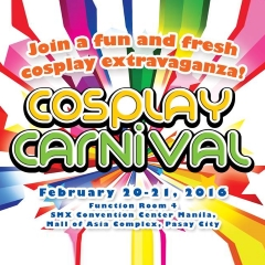 Cosplay Carnival 2016