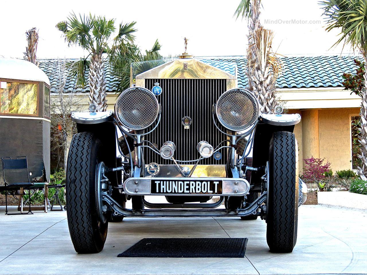 Rolls Royce Thunderbolt V12 Custom Amelia Island 2
