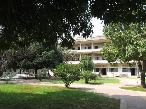 Phnom Penh: le musée S21