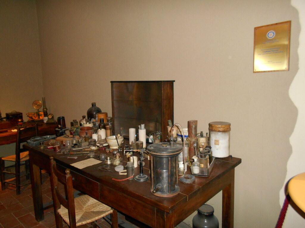 stanza dei bachi, museo Marconi, Sasso Marconi