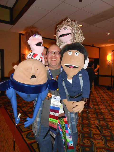 Companion Puppets