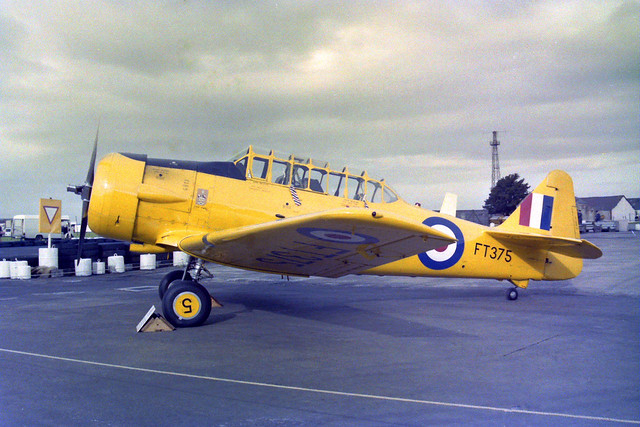 FT325 Harvard IIB