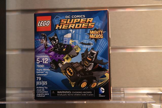 LEGO Mighty Micros 76061 Batman vs. Catwoman 1