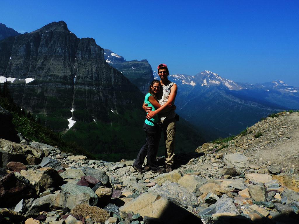 Highline Trail, Glacier National Park, Montana
