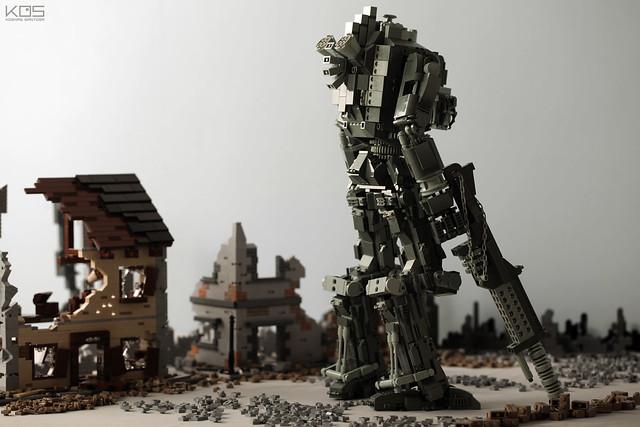 WW2 Titanfall