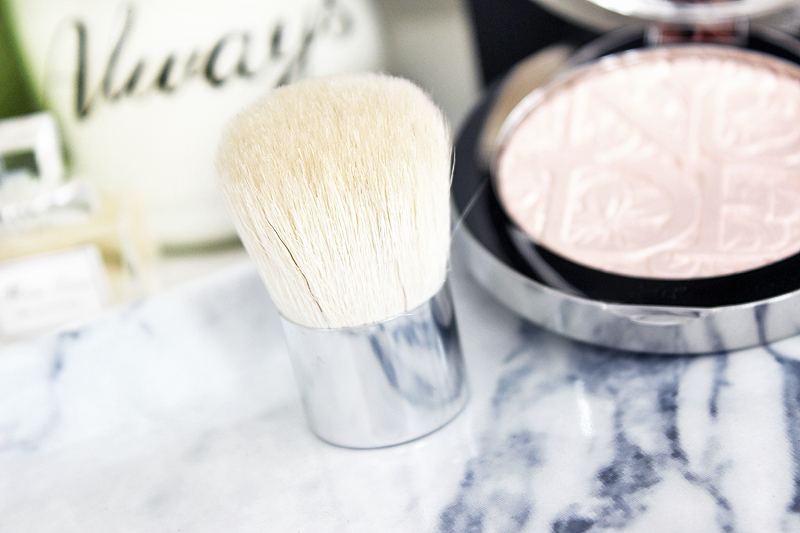 Dior Spring Highlighter Kabuki Brush