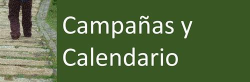 Acceder al menú de campañas y calendario
