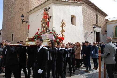 Procesión patrón San Esteban