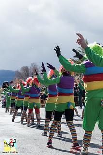 XIX Carnaval Provincial de Cebreros 2016