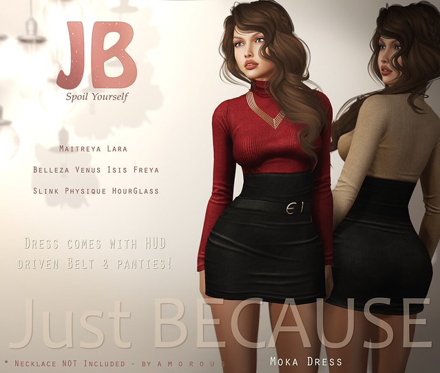 Just BECAUSE - Moka Dress
