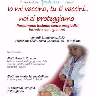 incontro vaccinazioni