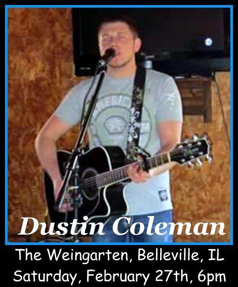 Dustin Coleman 2-27-16