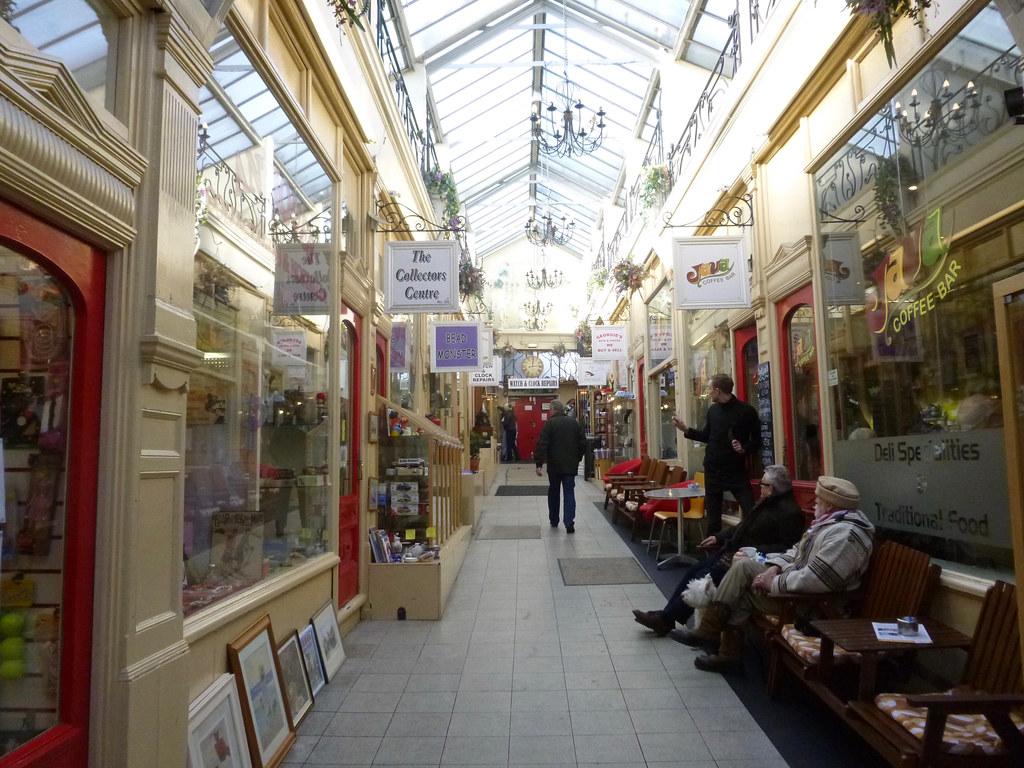 Otley Kirkgate Arcade