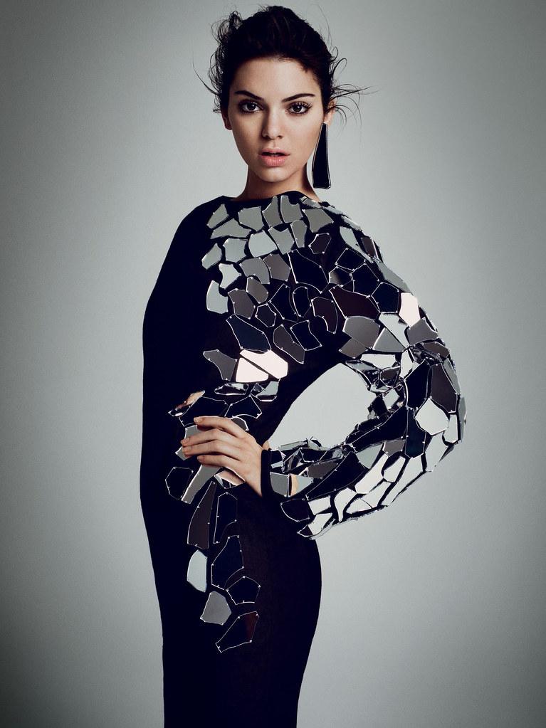 Кендалл Дженнер — Фотосессия для «Vogue» 2016 – 2