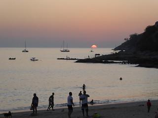 Image of  Nai Harn Beach.
