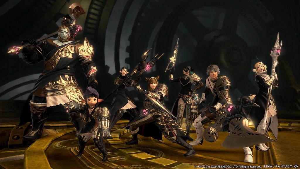 Final Fantasy XIV nuevo parche