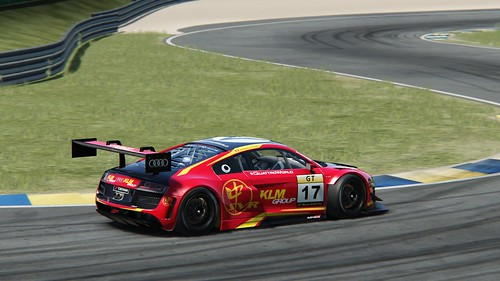 Audi R8 LMS - Absolute Racing - Macau 2014 - Assetto Corsa