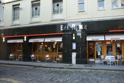 Home Restaurant Queensferry Street Menu