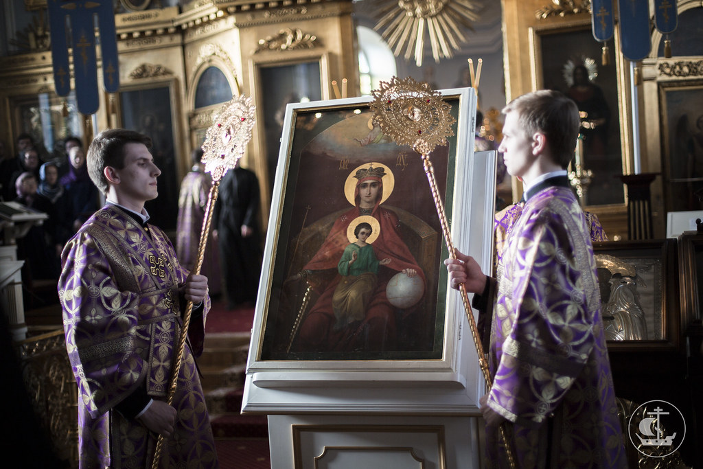 19 марта 2016, Суббота Первой седмицы Великого поста / 19 March 2016, Saturday of the 1st Week of Great Lent