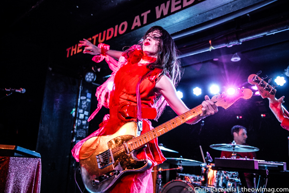 Le Butcherettes @ Webster Hall, NYC 3.7.16-13