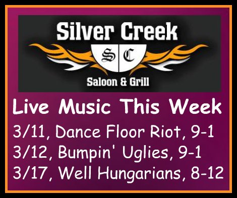 Silver Creek 3-11-16