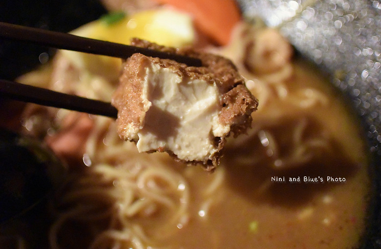 台中拉麵一中街鐵人麵倉美食小吃19