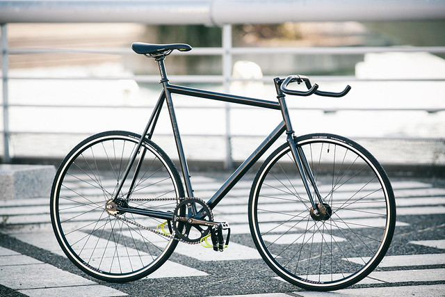 AFFINITY CYCLES - Lopro (Film Grain Black)