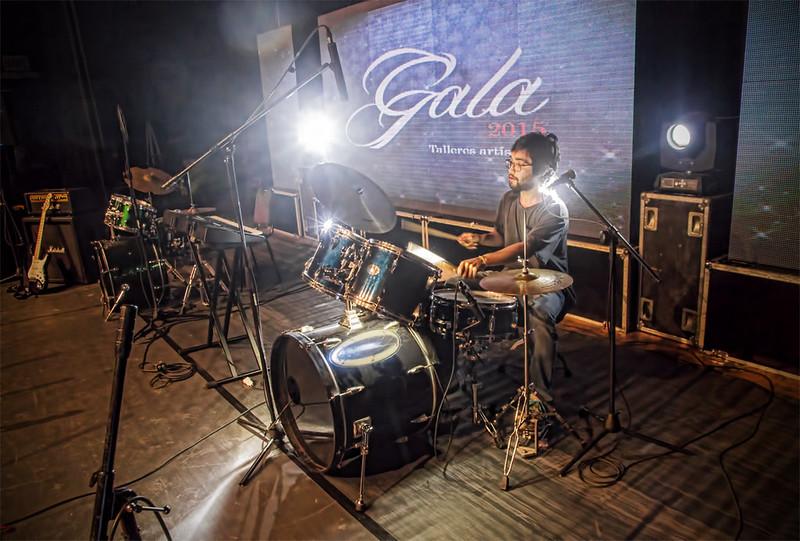 Gala Talleres Artísticos 2015