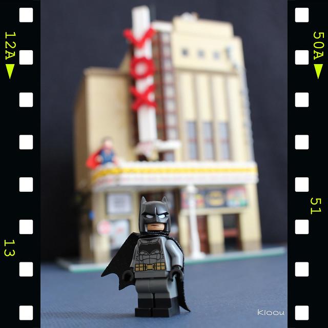 Batman in Strasbourg